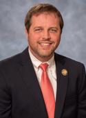 Representative Lucas Atkinson photo