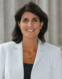 Representative Nikki Randhawa Haley photo