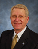 Photo of Representative Dennis C. Moss