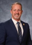"Photo of Representative Christopher Sloan ""Chris"" Wooten"
